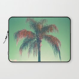 Red palm tree Laptop Sleeve