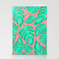 palms Stationery Cards featuring Palms by Anika Kirk