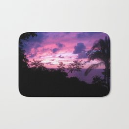 Mexican Sunset Bath Mat