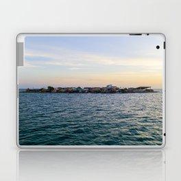 Santa Cruz del Islote Sunset Laptop & iPad Skin