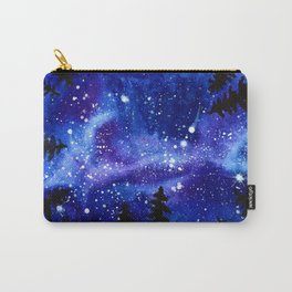 Pines at Night Carry-All Pouch
