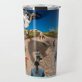 Desert Kitties Travel Mug