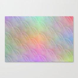 Pattern pastel no. 2 Canvas Print