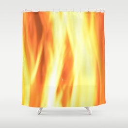 Flame.... Shower Curtain