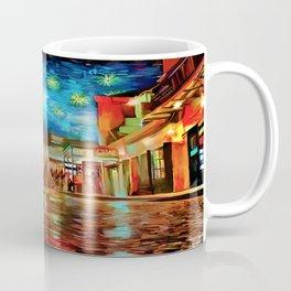 French Quarter Under the Stars Coffee Mug