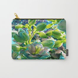 Lost in bloom IV Carry-All Pouch