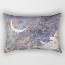 Tsuki-mi Rectangular Pillow