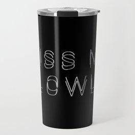 KISSME Travel Mug