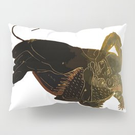 Hercules and The Nemean Lion Pillow Sham