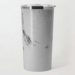 Abstract in Nature Shadows Travel Mug