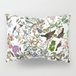 bird menagerie Pillow Sham