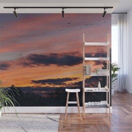 Twilight Wall Mural