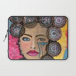 Bleeding Eye Laptop Sleeve
