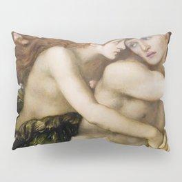 "Edward Burne-Jones ""Phyllis and Demophoon"" Pillow Sham"