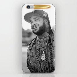 R.I.P A$AP YAMS iPhone Skin