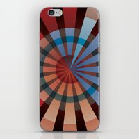 patriotic iPhone & iPod Skins featuring Patriotic by Chris Cooch