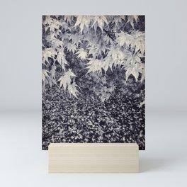 Infinity Maple Leaves, Fall, Autumn Trees Mini Art Print