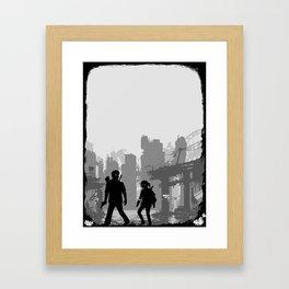 The Last of Us : Limbo edition Framed Art Print