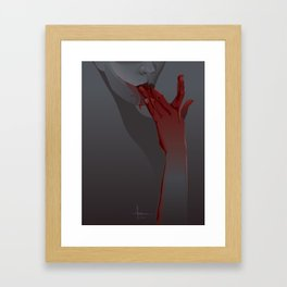 APERITIF III Framed Art Print