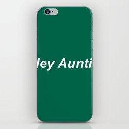 auntie iPhone Skin