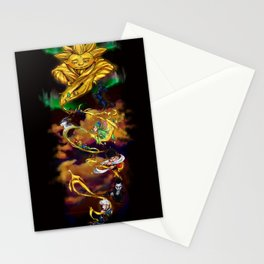 Remember the Guardians (Colored)  Stationery Cards