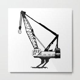 living tap Metal Print