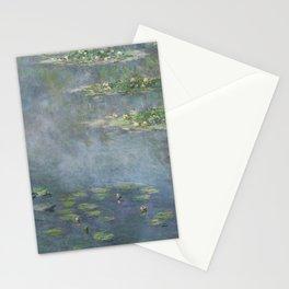 Nymphéas Claude Monet Stationery Cards