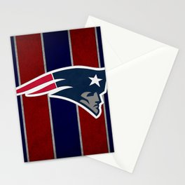patriots Stationery Cards