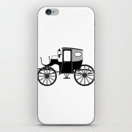 Old Style Carriage iPhone Skin