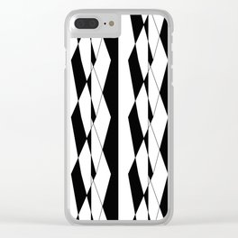 Flipped Clear iPhone Case