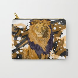 Lion Carry-All Pouch
