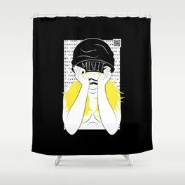 Misfit Shower Curtain