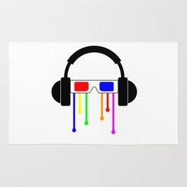 Technicolor tears  Rug