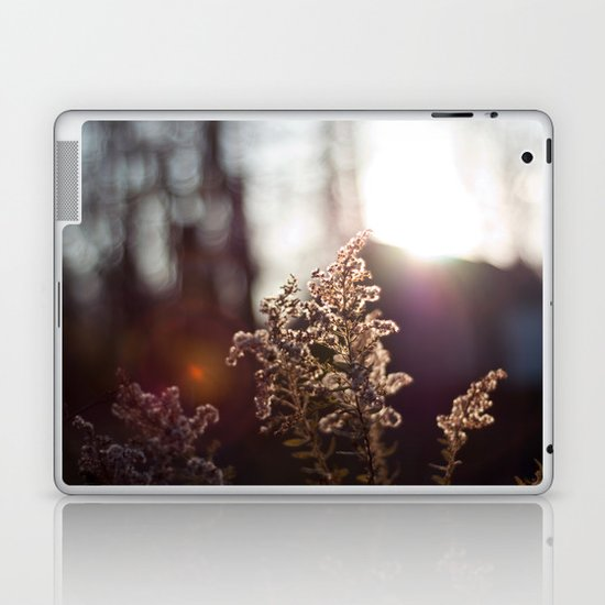 Goldenrod Light Laptop & iPad Skin