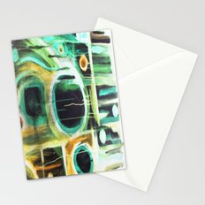 recklessly  Stationery Cards