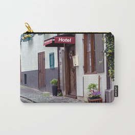 D - Ulm Hotel norrow Hotel Carry-All Pouch