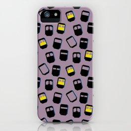 Niqabis pattern iPhone Case