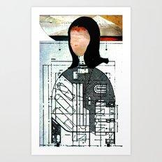MoNa Collective Art Print