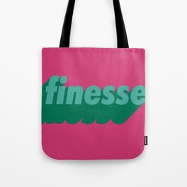 Finesse 07 Tote Bag