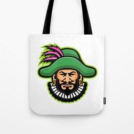 Minstrel Mascot Tote Bag