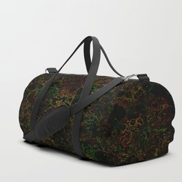 abstraction 3 Duffle Bag