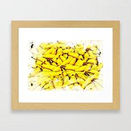Fruits and berrys III Framed Art Print