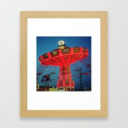 Waveswinger No.5 Framed Art Print