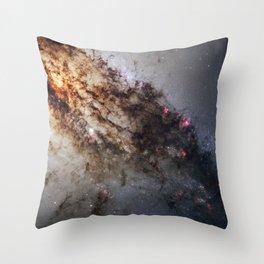 Centaurus A Throw Pillow