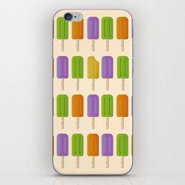 Stop wishing, start doing - Popsicles iPhone Skin