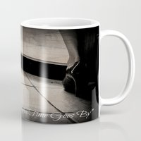 casablanca Mugs featuring Casablanca by Ginevra