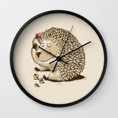Long Process Wall Clock