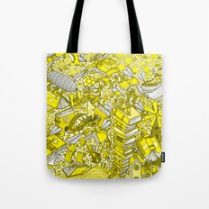 We Love Books Tote Bag