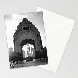 Monumento Revolución México Stationery Cards