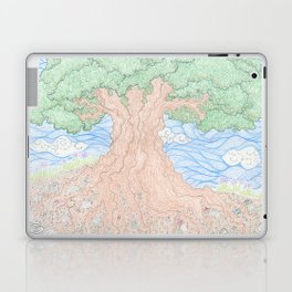 Roots and Leaves Laptop & iPad Skin